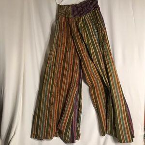 Cotton fabulous dance pants